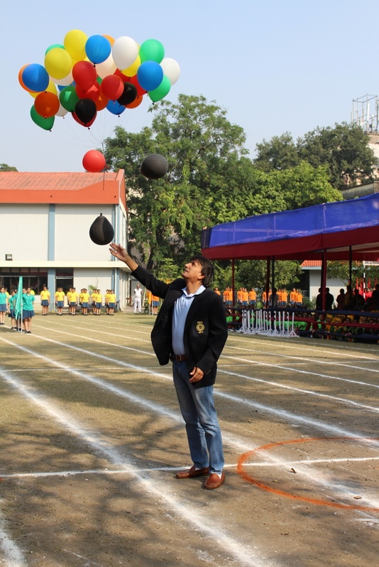 Senior School - Sports Day
