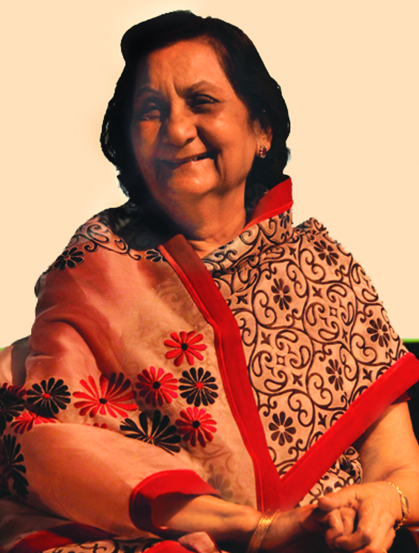 Smt. Ganga Devi Somany (1924 - 2018)