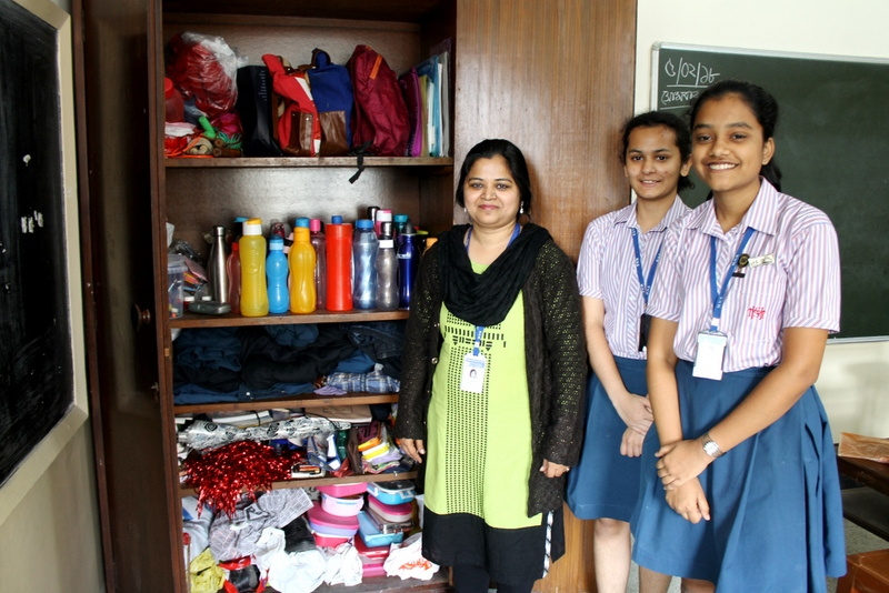 Ms. Malti Shaw, Anjali Laddha & Ayra Fatima Ahmed