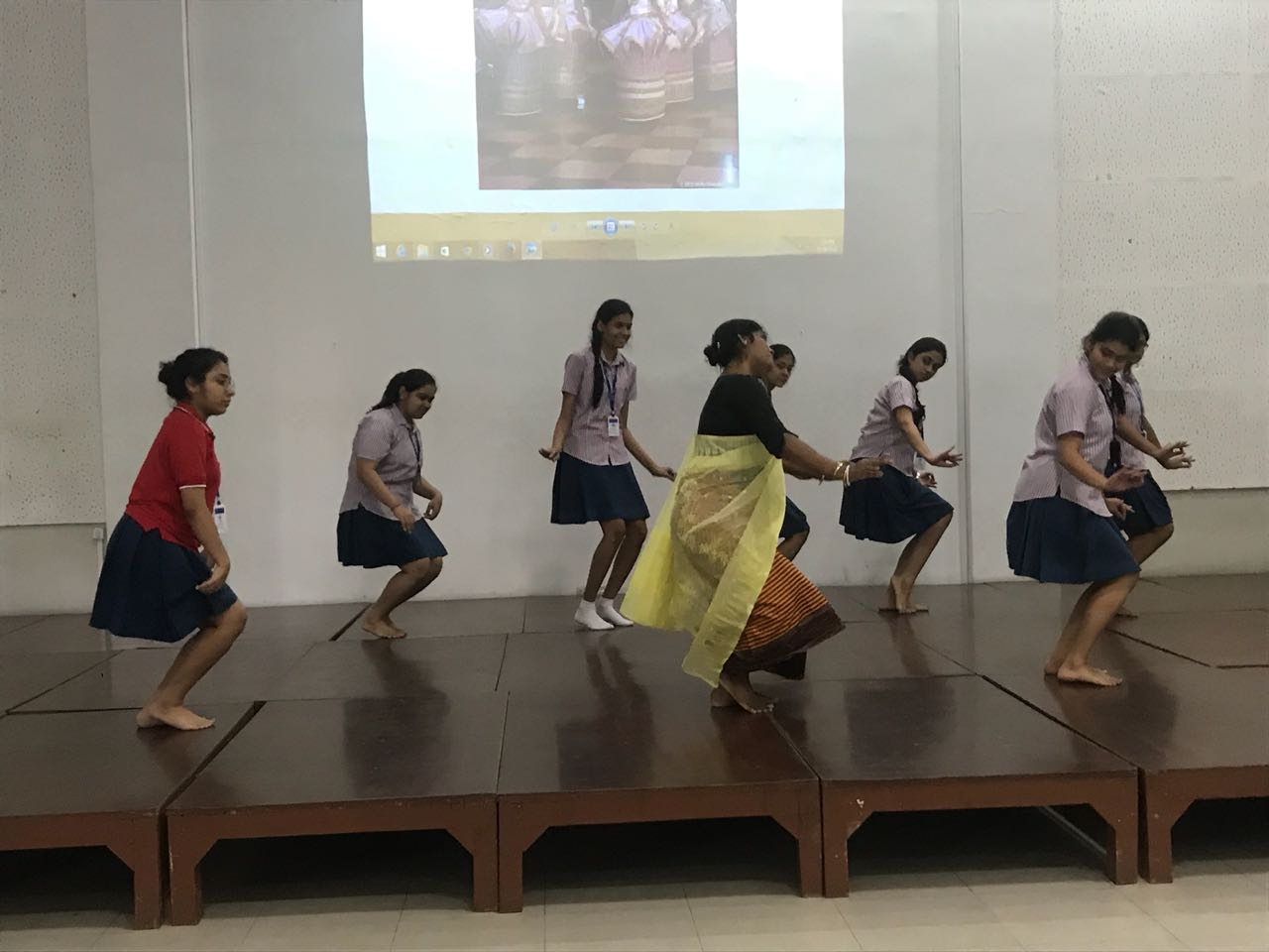 Lecture Demonstration on Manipuri Dance