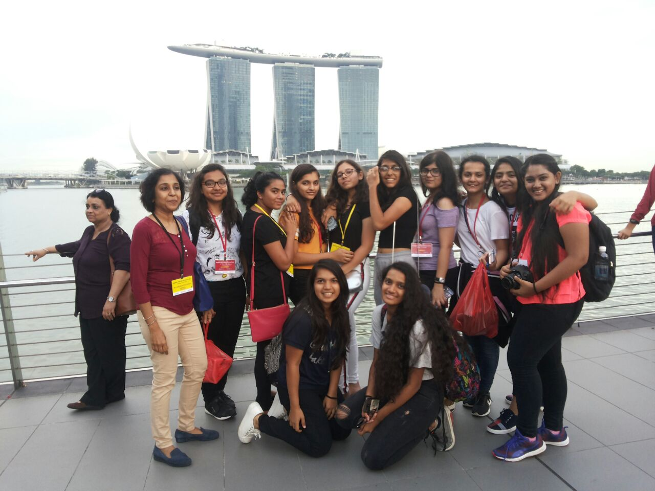 Singapore International  Science Camp 2018