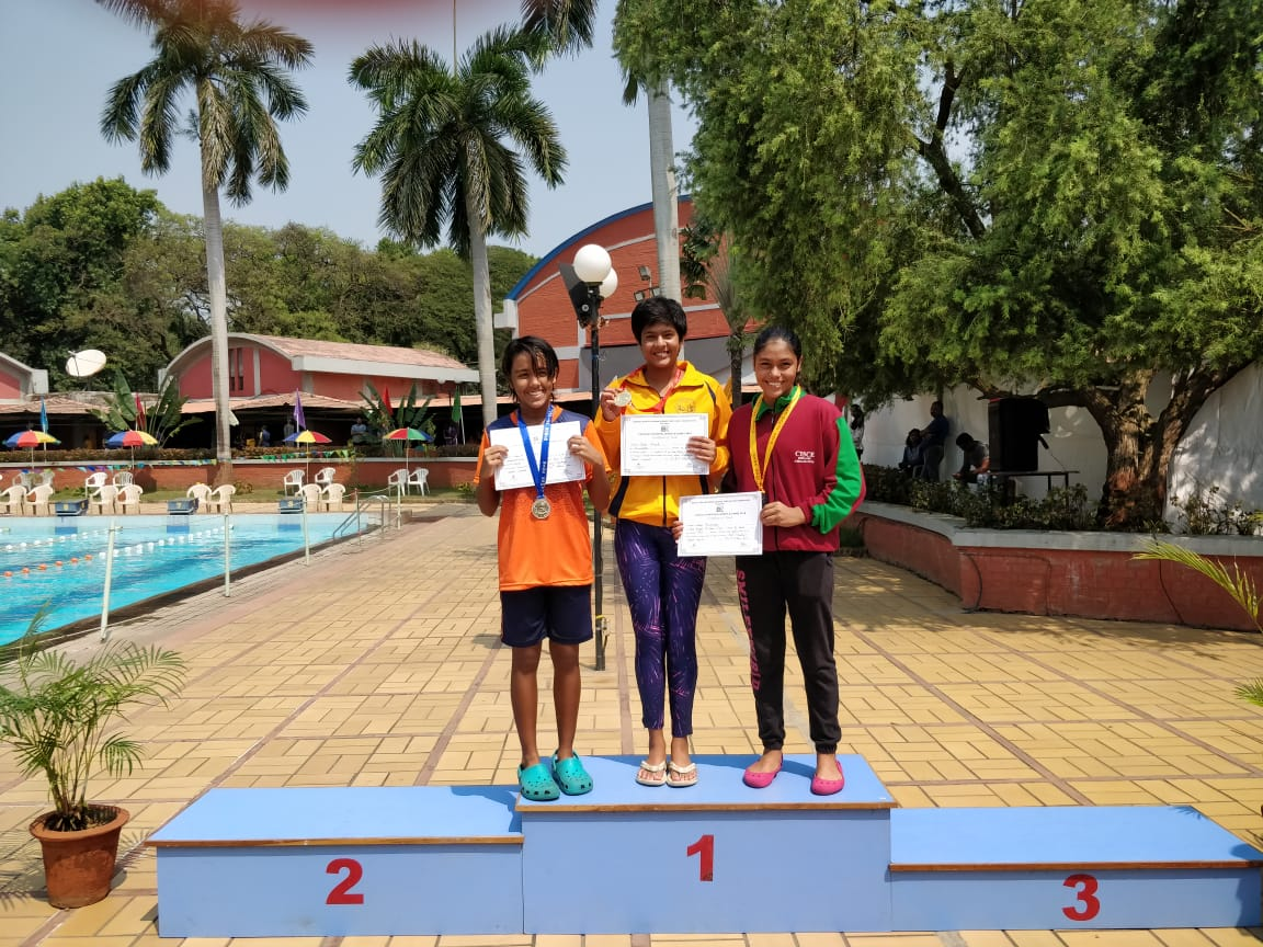 CISCE Swimming Competition