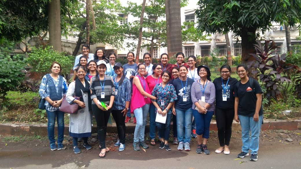 Class XI Science Trip to Mumbai