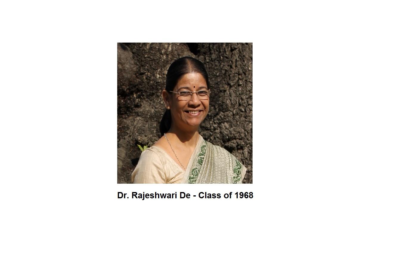 Dr. Rajeshwari De