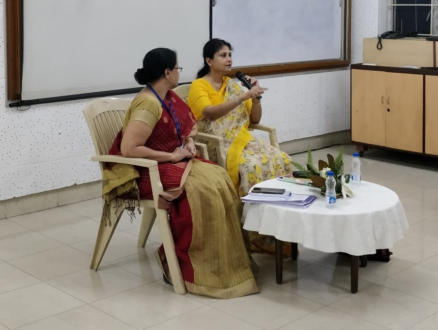 Session with Justice Moushumi Bhattacharya