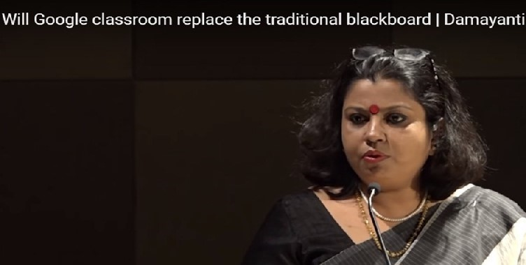 TEDx Talk By Principal Damayanti Mukherjee