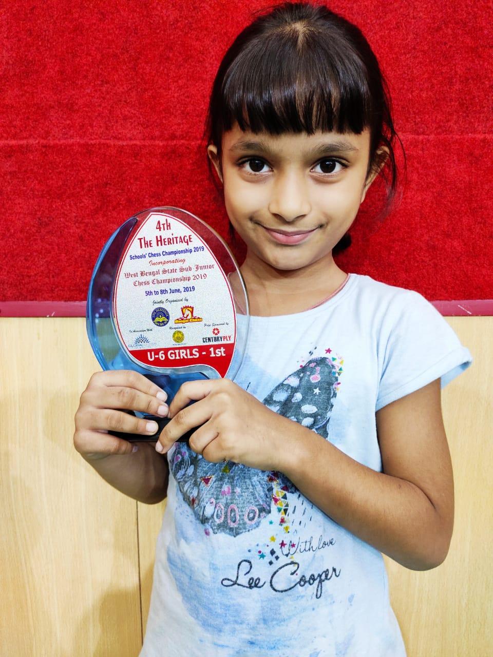 Ayana Jain - Class I C