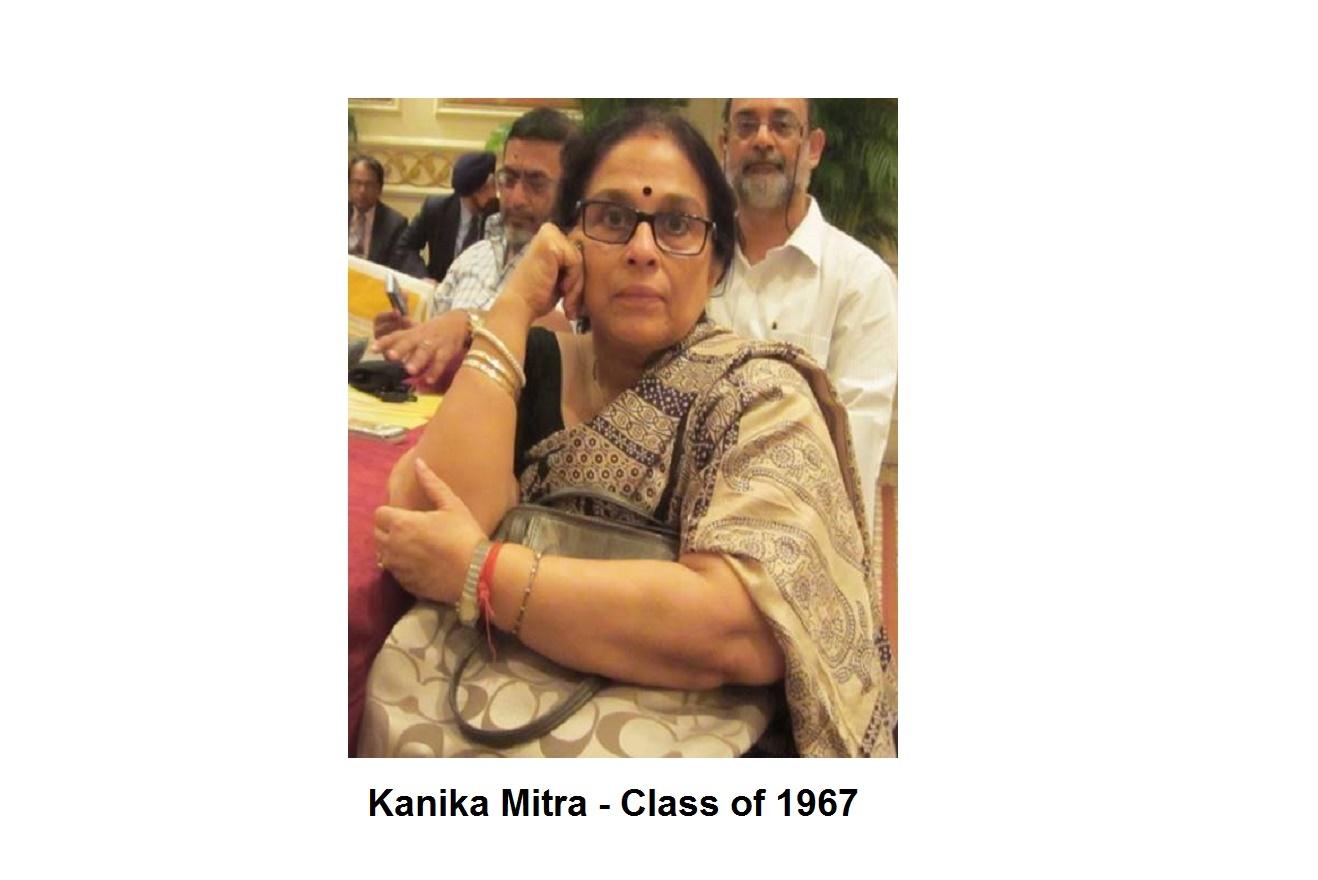 Kanika Mitra