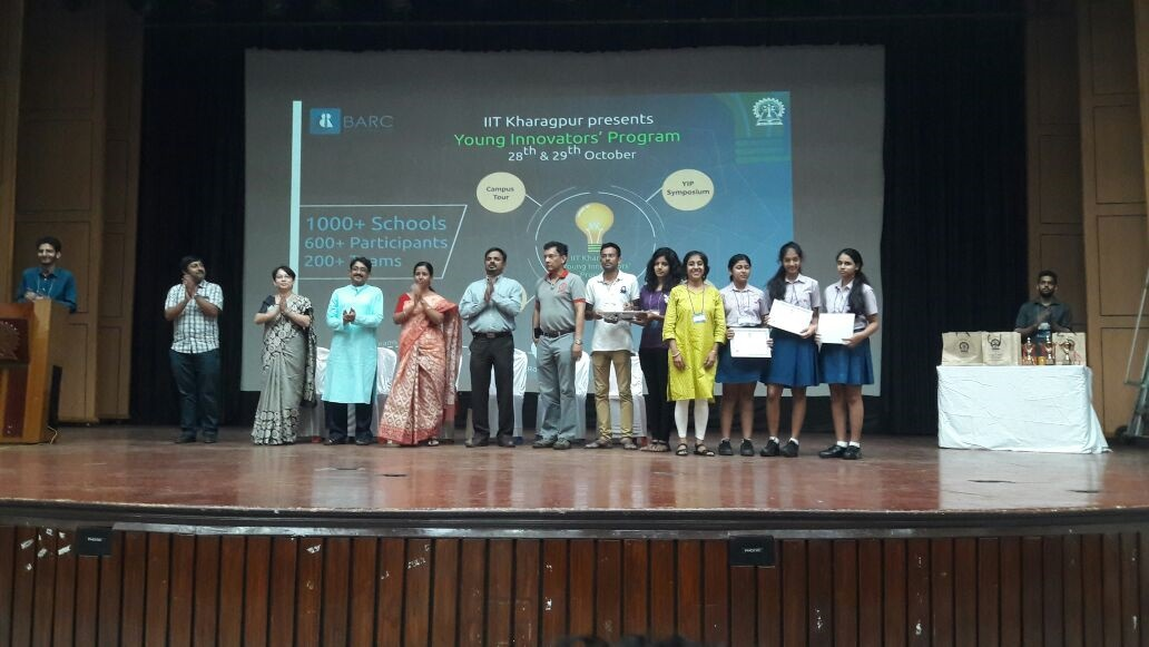 IIT Kharagpur - Young Innovators Project