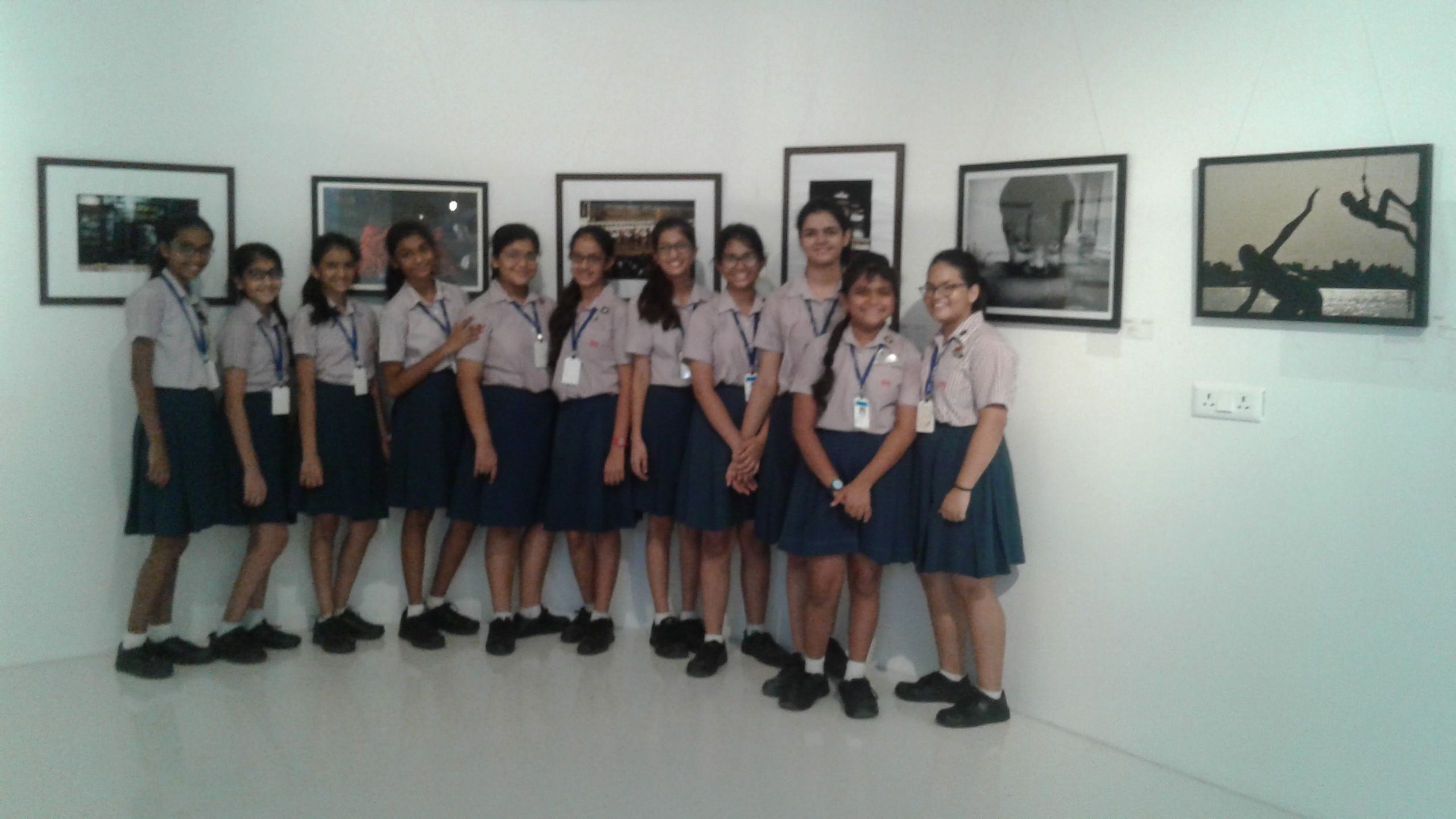 Visit to a Photography Exhibition