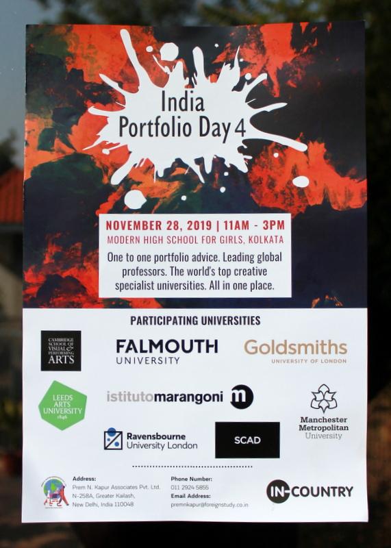 India Portfolio Day 4