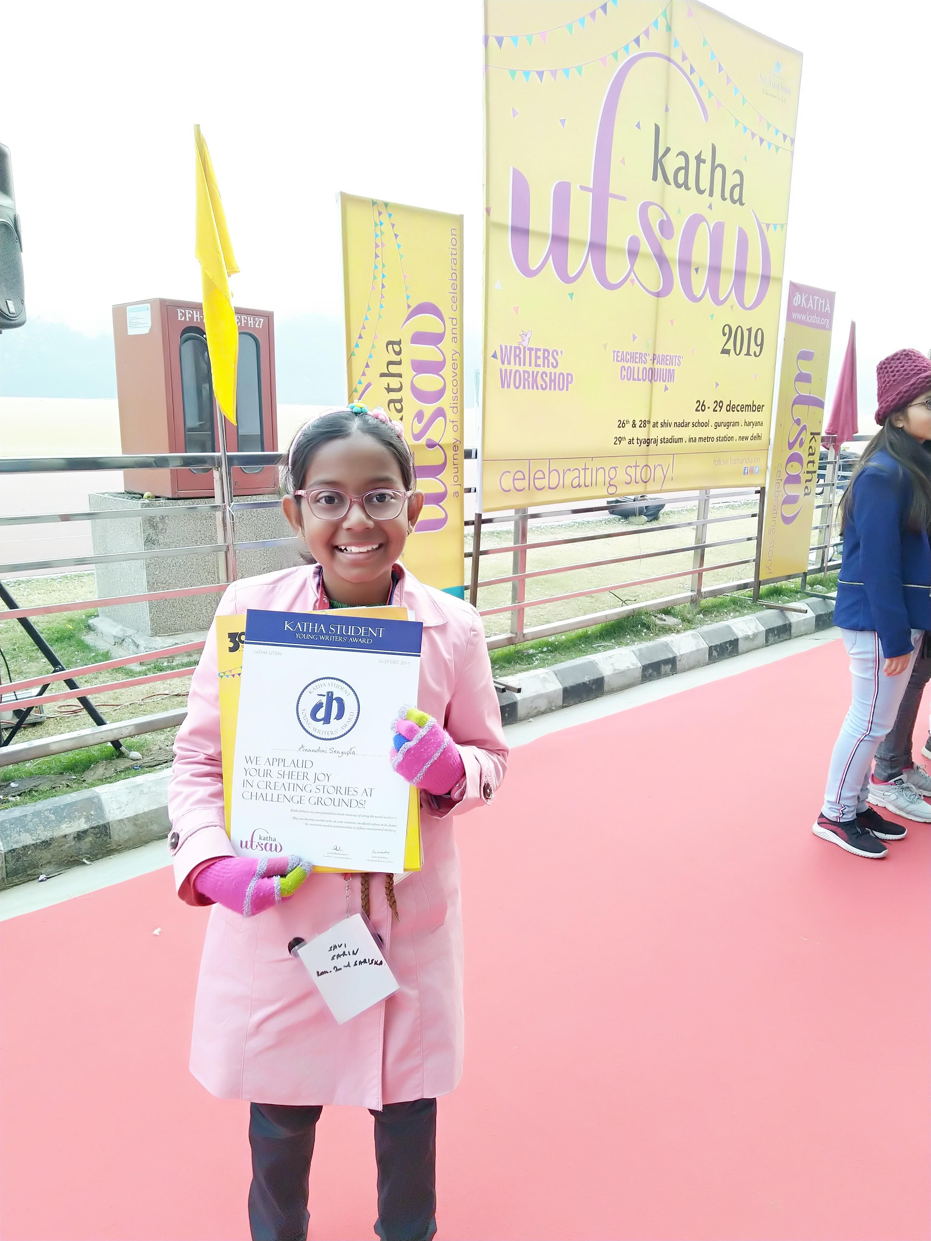 Katha Utsav Nationals 2019