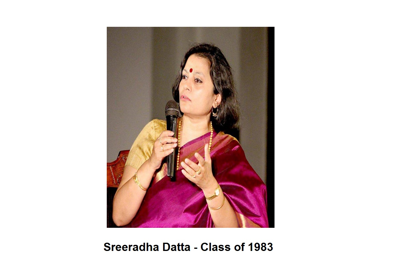 Sreeradha Datta