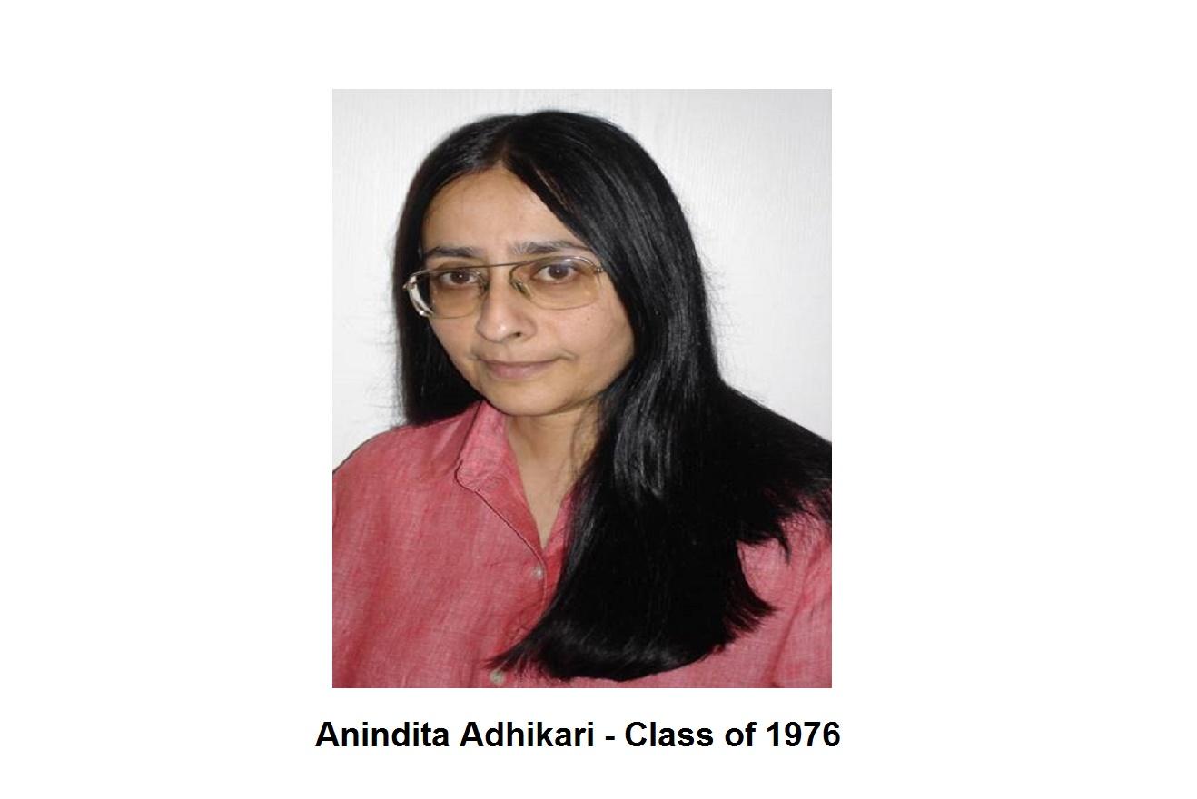 Anindita Adhikari