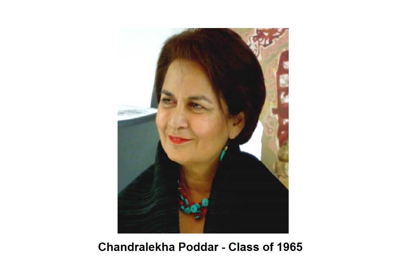 Chandralekha Poddar