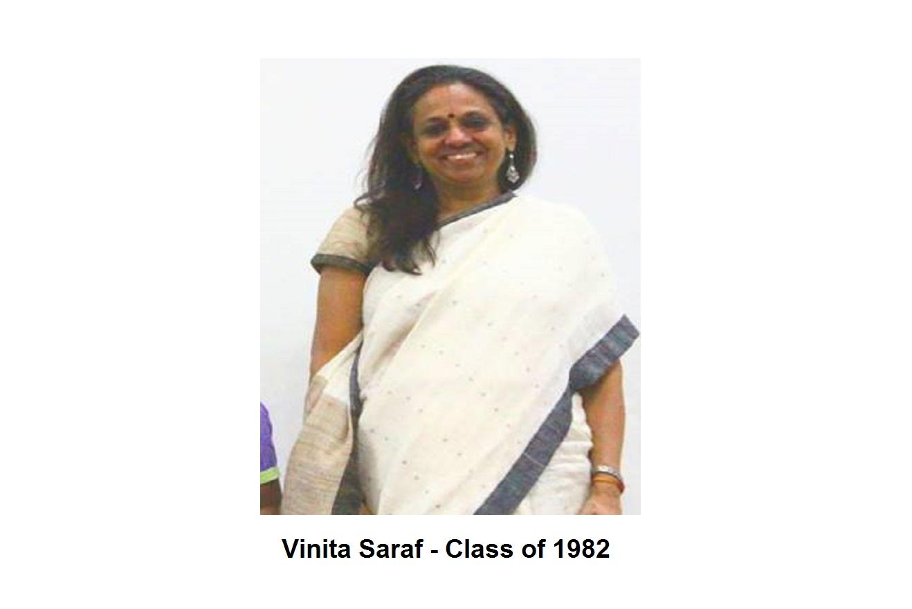 Vinita Saraf