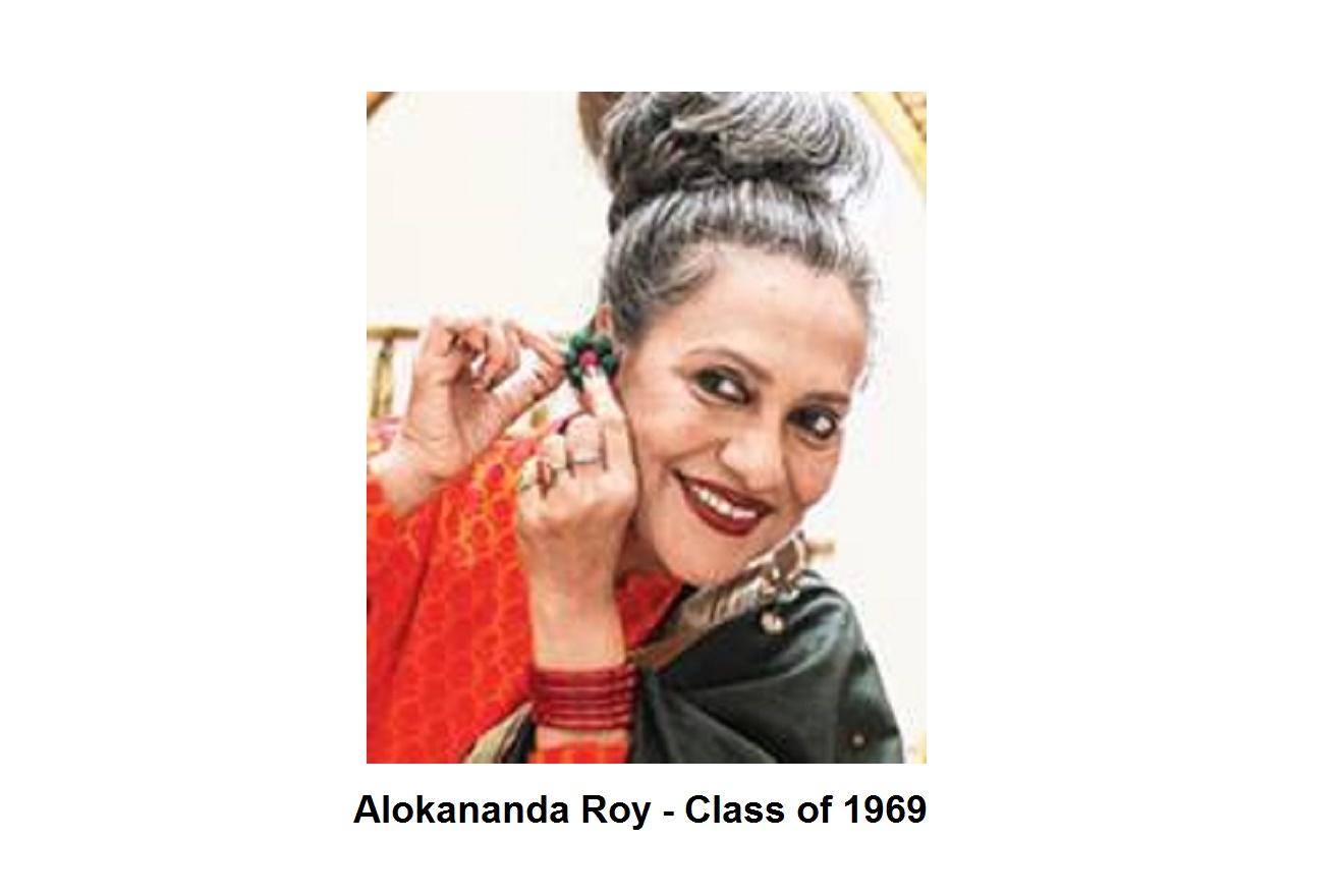 Alokananda Roy