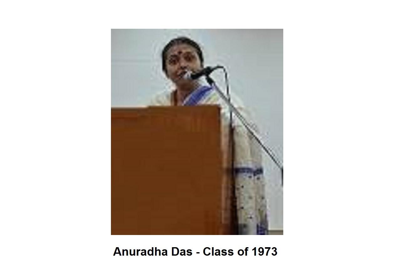 Anuradha Das