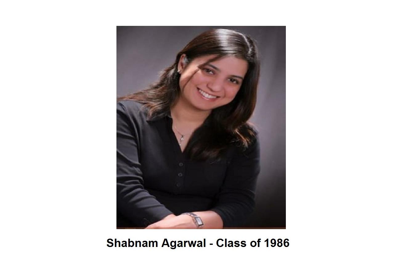 Shabnam Agarwal