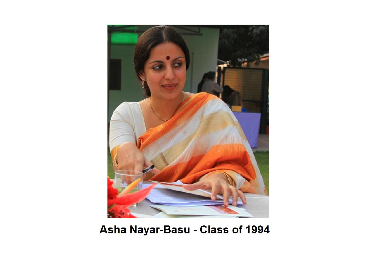 Asha Nayar-Basu